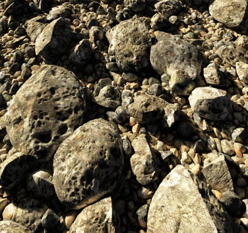 eroded stones 1