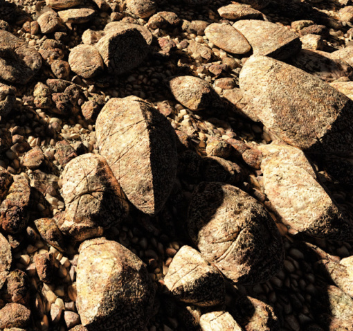 voronoi stones