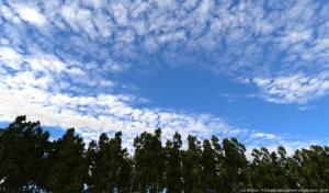 Terragen alto cumulus test