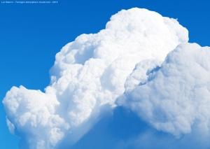 Terragen cumulonimbus test
