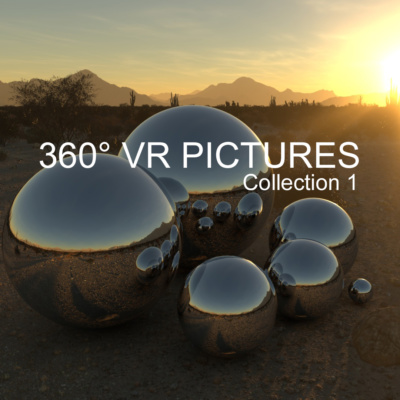 VR 360 pictures