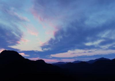 Warped clouds preset to sale for Terragen 4
