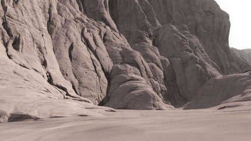 Canyon 8 - A canyon scene fully compatible with Terragen 4